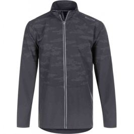 Pánská bunda Endurance Doflan Reflective Jacket černá