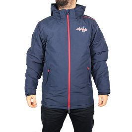 Pánská bunda Fanatics Authentic Pro Rinkside Full-Zip Parka Jacket NHL Washington Capitals