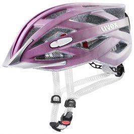 Cyklistická helma Uvex City I-VO fialová matná