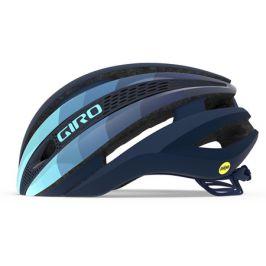 Cyklistická helma GIRO Synthe MIPS matná modrá