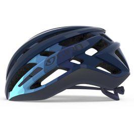 Cyklistická helma GIRO Agilis matná modrá