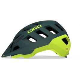 Cyklistická helma GIRO Radix MIPS matná tmavě zelená