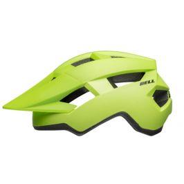 Cyklistická helma BELL Spark matná světle zelená