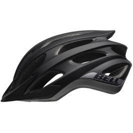 Cyklistická helma BELL Drifter černo-šedá