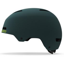Cyklistická helma GIRO Quarter FS matná tmavě zelená