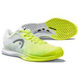 Pánská tenisová obuv Head Sprint Pro 3.0 Yellow/White