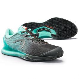 Pánská tenisová obuv Head Sprint Pro 3.0 Clay Black/Teal