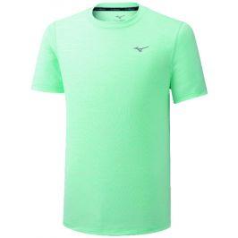Pánské tričko Mizuno Impulse Core Tee zelené