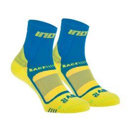 Ponožky Inov-8 Race Elite Pro modro-žluté