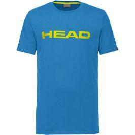 Dětské tričko Head Club Ivan Blue/Yellow