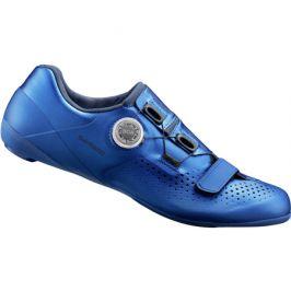 Cyklistické tretry Shimano RC5 modré
