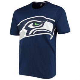 Pánské tričko Fanatics Oversized Split Print NFL Seattle Seahawks