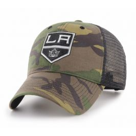 Kšiltovka 47 Brand MVP Trucker Branson NHL Los Angeles Kings Camo 2020