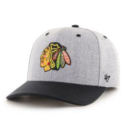 Kšiltovka 47 Brand MVP DP Storm Cloud TT NHL Chicago Blackhawks
