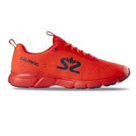 Pánské běžecké boty Salming enRoute 3 oranžové