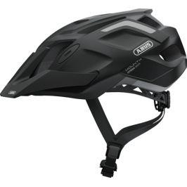 Cyklistická helma ABUS MountK Deep Black