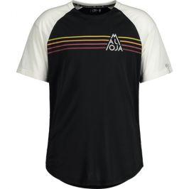 Pánský cyklistický dres Maloja AlmenM. černý
