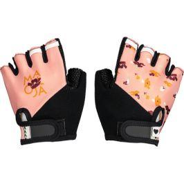 Cyklistické rukavice Maloja AdamelloM. růžové