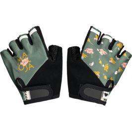 Cyklistické rukavice Maloja AdamelloM. zelené