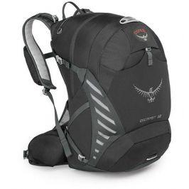 Cyklistický batoh Osprey Escapist 32 černo-zelený