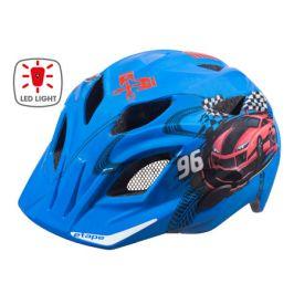 Dětská cyklistická helma Etape Pluto Light modro-červená