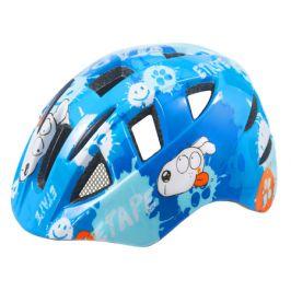 Dětská cyklistická helma Etape Kitty modrá