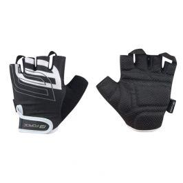 Cyklistické rukavice FORCE SPORT černé