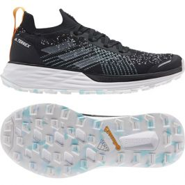 Dámské běžecké boty adidas Terrex Two Parley černé