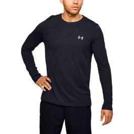 Pánské tričko Under Armour Seamless LS černé