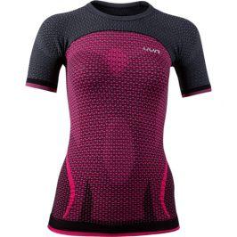 Dámské tričko UYN Running Alpha OW růžovo-šedé