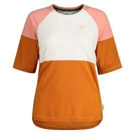Dámský cyklistický dres Maloja AvustinaM. oranžový