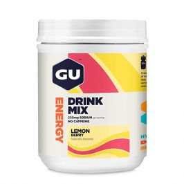 GU Energy Drink Mix 849 g Lemon Berry