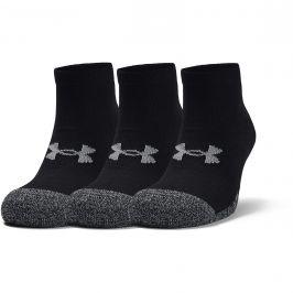 Pánské ponožky Under Armour Heatgear Lowcut černé