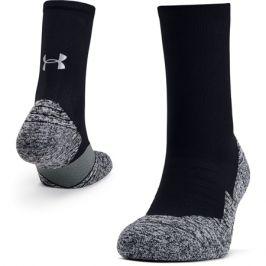 Pánské ponožky Under Armour Run Cushion Crew černé