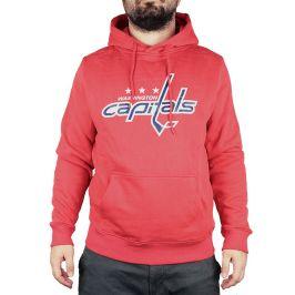 Pánská mikina s kapucí Fanatics Primary Core NHL Washington Capitals