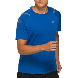 Pánské tričko Asics Icon SS Top modré