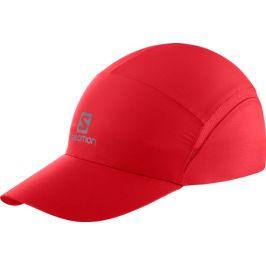 Kšiltovka Salomon XA Cap červená