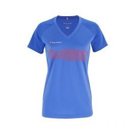 Dětské tričko Tecnifibre Lady F2 Airmesh Blue