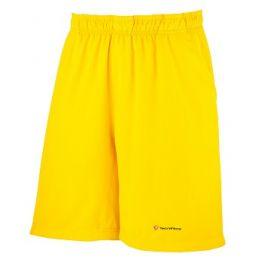 Dětské šortky Tecnifibre X-Cool Yellow