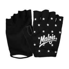 Cyklistické rukavice Maloja PalzM.Nos černé