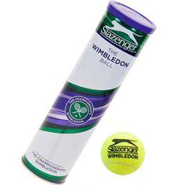 Tenisové míče Slazenger Wimbledon Ultra Vis (4 ks)