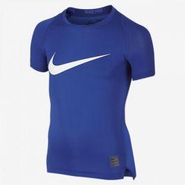 Dětské tričko Nike Boys Pro Top Dark Blue