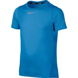 Dětské tričko Nike Dry Running Top Blue