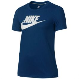 Dětské tričko Nike Girls Sportswear Essential Short-Sleeve Top Dark Blue