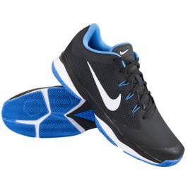 Juniorská tenisová obuv Nike Air Zoom Ultra Black