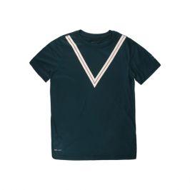 Dětské tričko Nike Boys' Court Tee NY Midnight Spruce