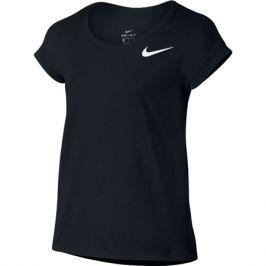 Dětské tričko Nike Girls Training Top Black