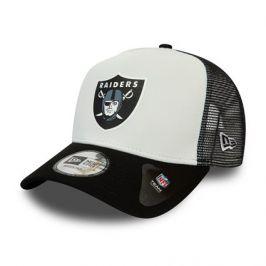 Kšiltovka New Era Team 9Forty A-Frame Trucker NFL Oakland Raiders