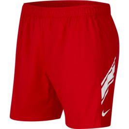 Pánské šortky Nike Dry Short Gym Red