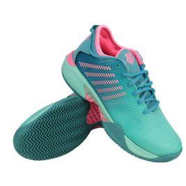 Dámská tenisová obuv K-Swiss Hypercourt Supreme HB Aruba Blue